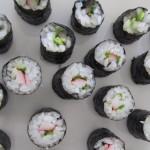 Sushi in Poutsma Staete